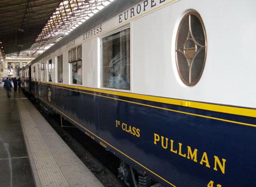 Voiture Pullman 4155 type Cote d'Azur de L'AJECTA