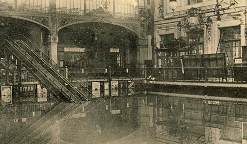 innondations paris 1910 orsay