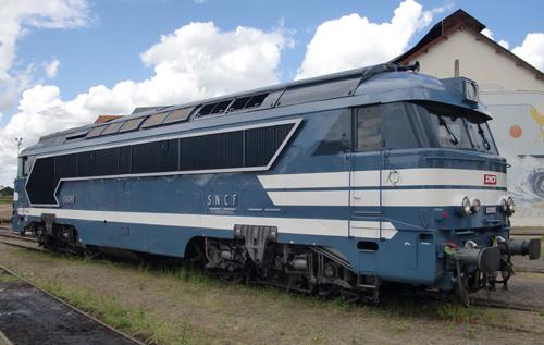 La locomotive 68081