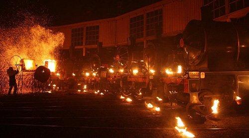 Festival Depayzarts Rotonde AJECTA de Longueville